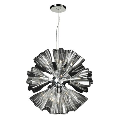 Orbitier 19-Light Sputnik Chandelier