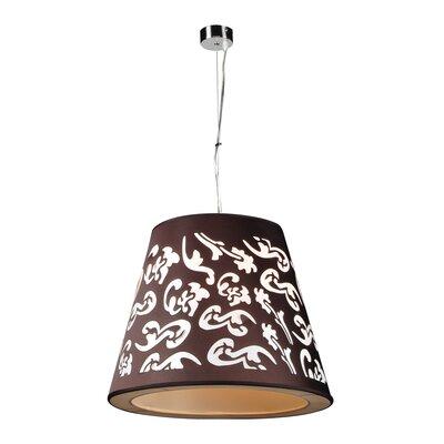 Infinity 1-Light Pendant Bulb Type: 100W A19