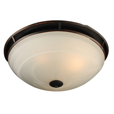 Compass 3-Light Flush Mount