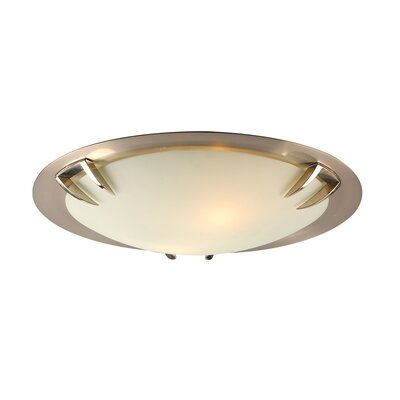 Paralline 2-Light Flush Mount