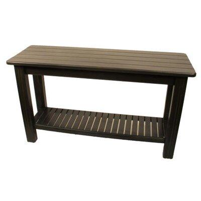 Cheap Bradley Brand Furniture Bradley Pine Sofa Table Finish: Red Mahogany (BBN1002_4361692)