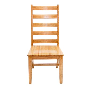 Bad credit financing Lumberjack Side Chair Finish: Red M...