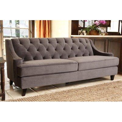 Arwood Sofa Upholstery: Gray