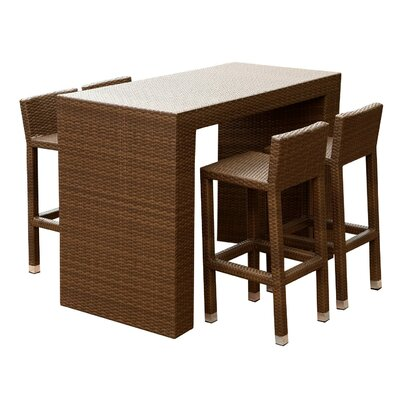 Palermo Bar Dining Set picture