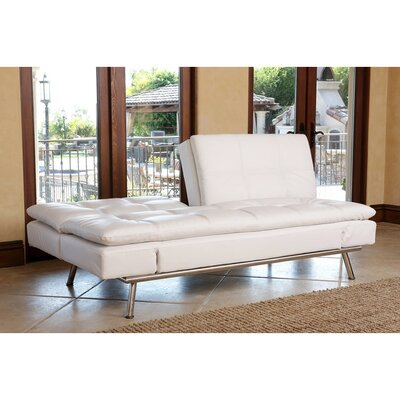 YG-F118-WHT BYV3365 Abbyson Living Clarence Sofa