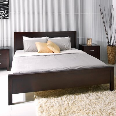 Easy furniture financing Azara Panel Bed Size: Queen...