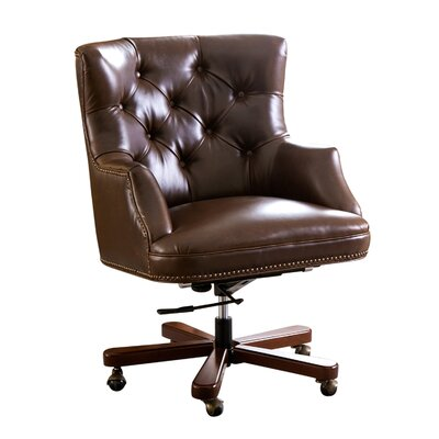 Brianna Leather Office Chair