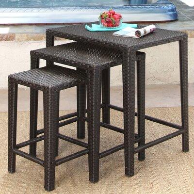 Arruda 3 Piece Side Table Set