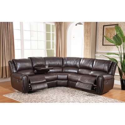 CI-10794-BRN Abbyson Living Sectionals