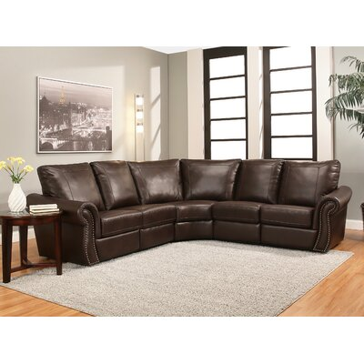 CI-10797-BRN Abbyson Living Sectionals