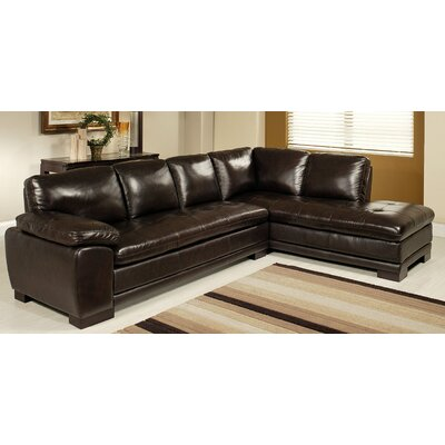 Abbyson living sedona leather reclining loveseat ch 8811 for Abbyson living sedona leather chaise recliner