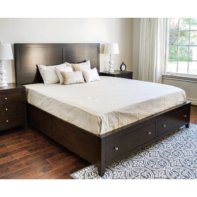 Linglestown Storage Panel Bed Size: Queen