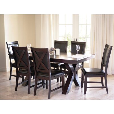 Linglestown 7 Piece Dining Set