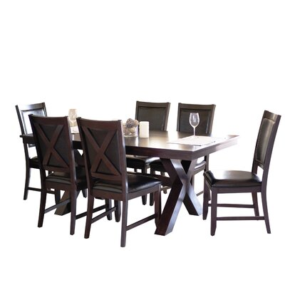 Linglestown 8 Piece Dining Set