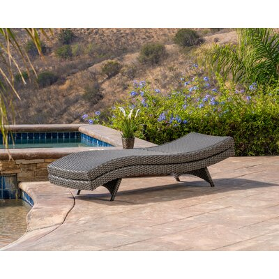 Sage Double Chaise Lounge