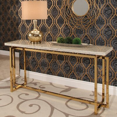 Lefkowitz Console Table