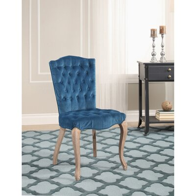 Manlius Vintage Upholstered Dining Chair