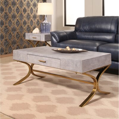 Canonbury Shagreen Coffee Table