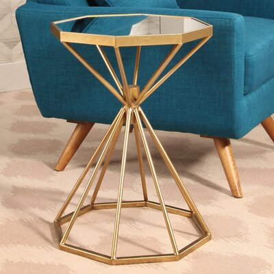 Ravenscourt Maria Iron End Table