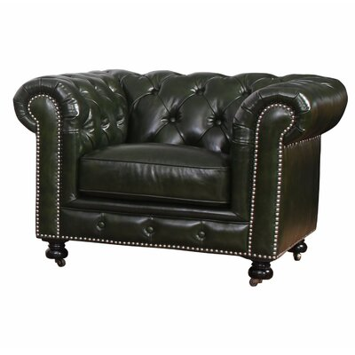 Kilie Virginia Chesterfield Chair