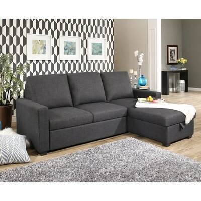 Newport Sleeper Sectional