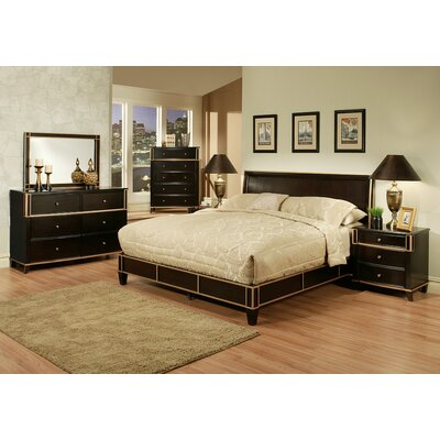 Abbyson Living Soho 6 Piece Queen Bedroom Set