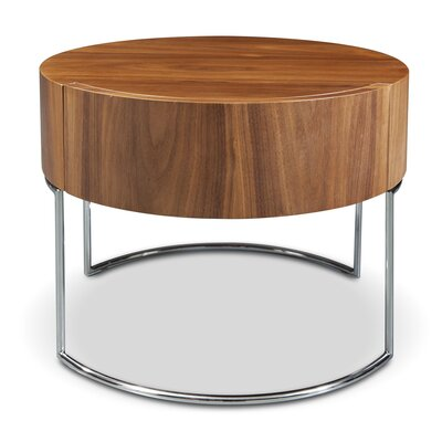 Mint End Table Finish: Walnut
