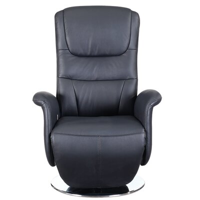 Andria Motion Recliner Andria Swivel Motion Chair BLACK