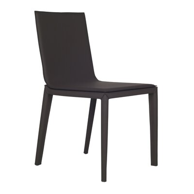 Cherie Side Chair (Set of 2) Color: Black