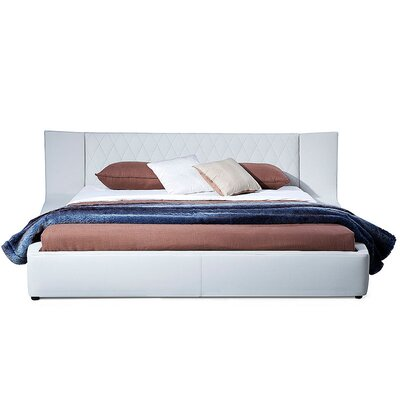 Valentina Platform Bed Size: King