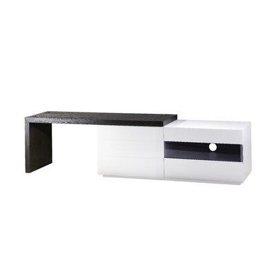 Cheap Bellini Modern Living Phantom 47″ TV Stand in White Gloss (BIM1074)
