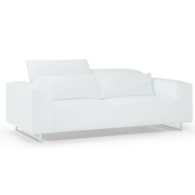 Giadia Leather Sofa