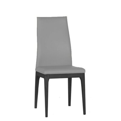 Kennedi Side Chair (Set of 2) Upholstery: Gray