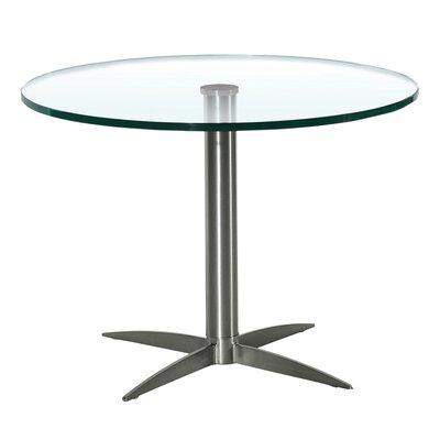 Cheap Bellini Modern Living Havana Clear Glass End Table (BIM1183)