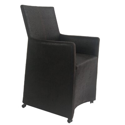 Low Price Bellini Modern Living Leno Fabric Arm Chair (Set of 2)
