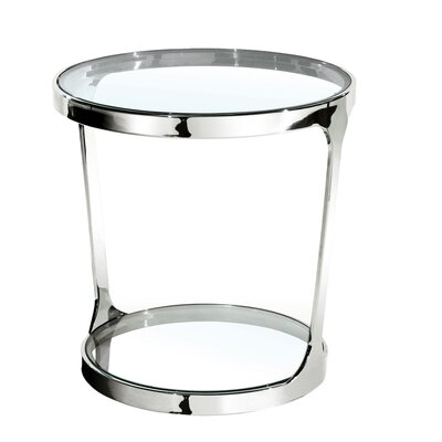 Cheap Bellini Modern Living Iris End Table (BIM1186)