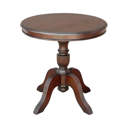Venezia Dining Table Finish: Medium Brown