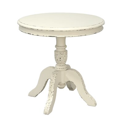 Venezia Dining Table Finish: Light Distressed Linen