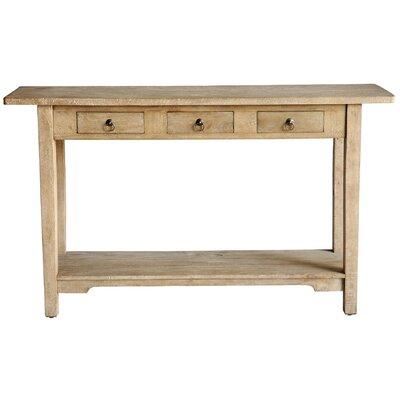 Sedona Console Table Finish: Mango Grey