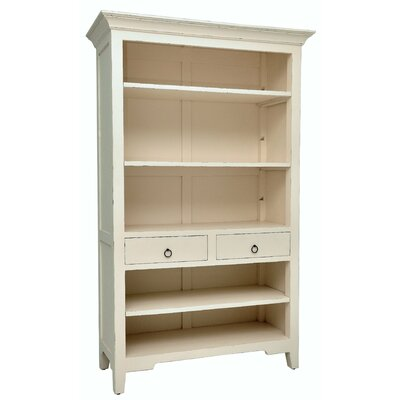 77 Standard Bookcase Finish: Light Distressed Linen
