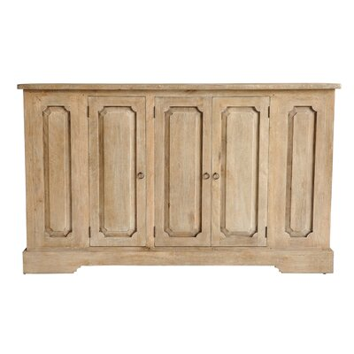 Pannell Rustic Sideboard Color: Rustic Mango Grey Wash