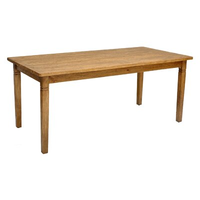 Sedona Dining Table Finish: Rustic Mango