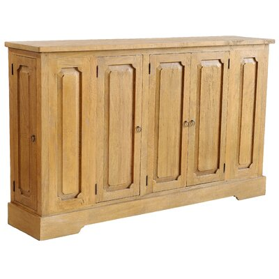 Pannell Rustic Sideboard Color: Rustic Mango Natural