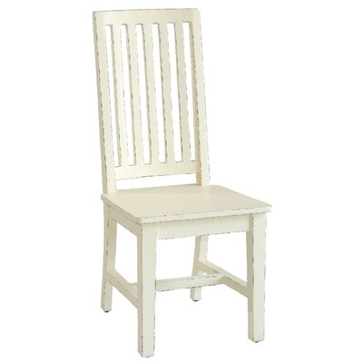 Provence Solid Wood Dining Chair (Set of 2)