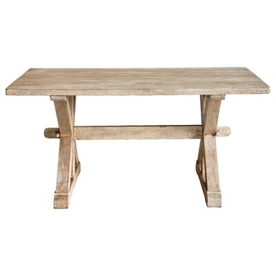 Andr� Wood Dining Table