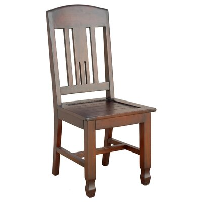 Phillip Solid Wood Dining Chair