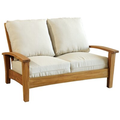 Barcelona Deep Seating Loveseat with Cushions