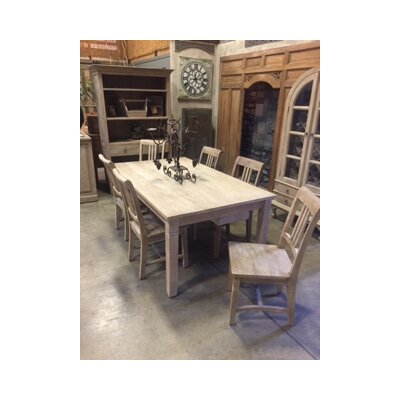 Sonora 7 Piece Dining Table Set