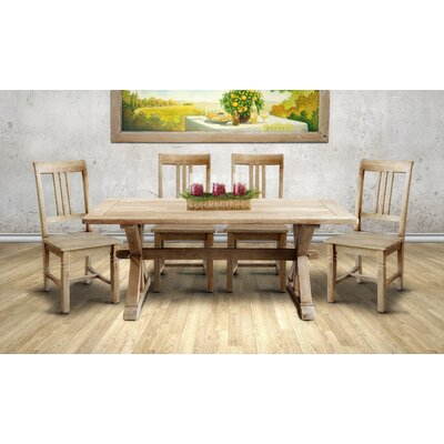 Chamonix 4 Chairs Counter Height Dining Set
