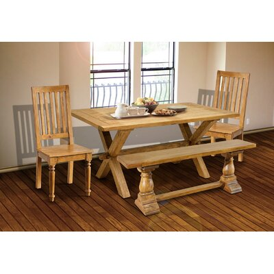 Chesca 4 Piece Dining Set